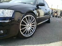 "20"" Lenco alloy wheels fits mercedes s-class audi a8"