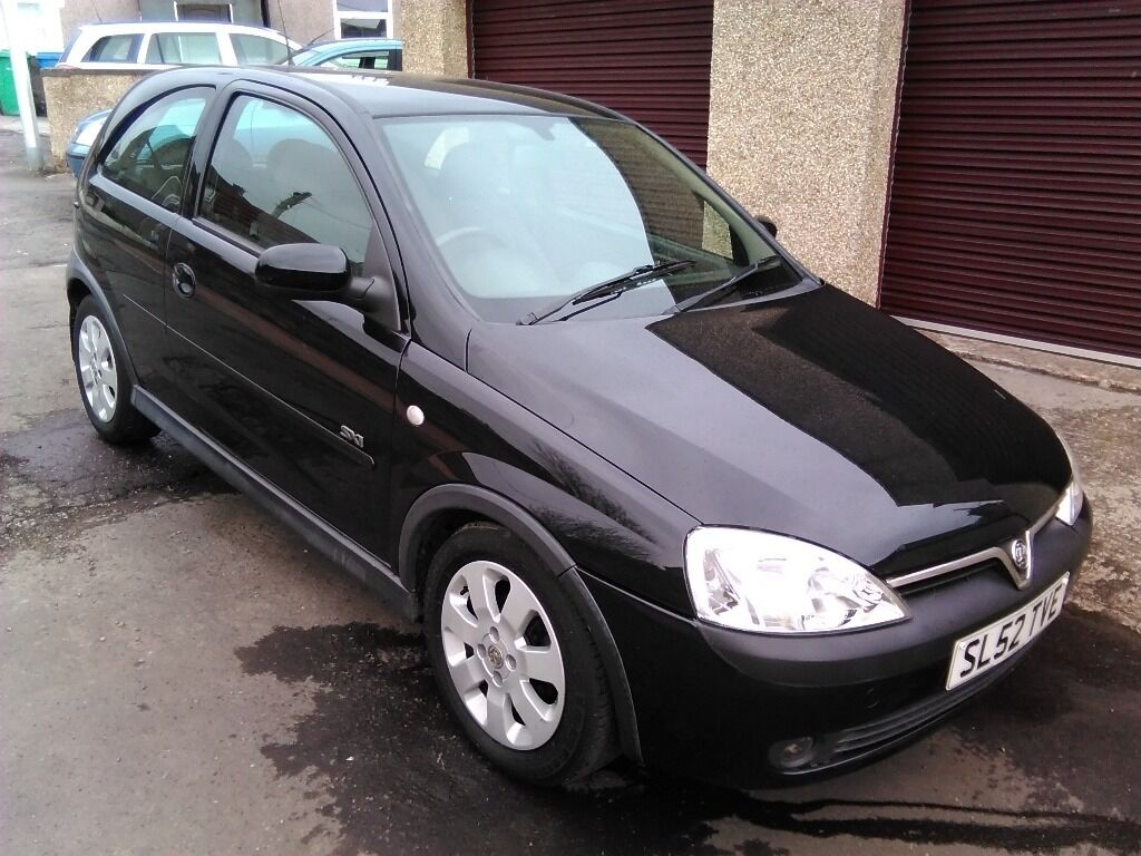 2002 vauxhall corsa 1 2 sxi 101000mls with history mot till october in cowdenbeath fife gumtree. Black Bedroom Furniture Sets. Home Design Ideas