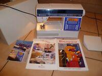 Husqvarna Lily 530 Embroidery 29 decorative stitch machine