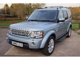LAND ROVER DISCOVERY HSE REAR ENTERTAINMEANT