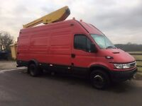 IVECO DAILY 60C17 2006 TOWER WAGON CHERRY PICKER SELLING