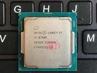 Intel i7-8700K CPU - 6 Cores 4.7GHz