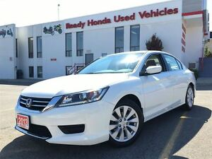 2013 Honda Accord Sedan LX | Only 38km | Alloys | H.Seats | B.To