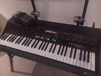 Crumar Organizer T1 - Vintage organ/ hammond clone