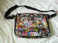 Pro Sport Cartoon Messenger Bag