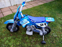 Febercross Ride-On Motorbike for kids