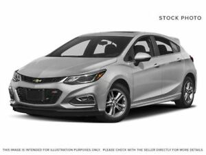 2018 Chevrolet Cruze * LT Hatch * RS Edition * Heated Seats *