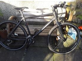 Cannondalle Badboy urban cycle..