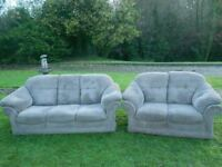 Modern 3 + 2 Seater Sofa