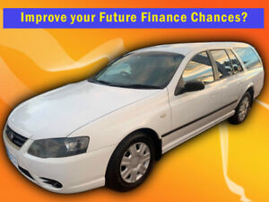 Ford Falcon - We Finance Quality Cars for Single Mums, Students, Pensioners - $800 Deposit Mount Gravatt Brisbane South East Preview