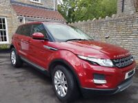 RANGE ROVER EVOQUE PURE TECH 2014 (64 PLATE ) 2.2 SD4 5 DOOR AUTOMATIC IMMACULATE CONDITION