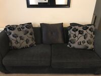DFS Sofas 3 and 4 seater scatter back Sofas Very good condition