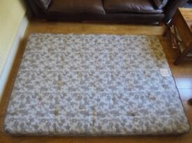 Double Mattress - from sofa bed - for sale