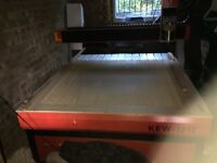 CNC ROUTER KEW 1212 FOR SALE