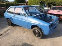 Ford Fiesta Mk2 For Breaking all parts available