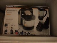 high quality food processor - was new 80 - make an offer