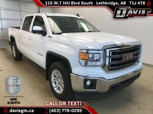 Used 2015 GMC Sierra 1500 SLE-Heated Seats, Z71 Off Road Suspens