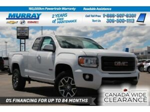 2018 GMC Canyon All Terrain *REMOTE ENTRY,REMOTE START,HEATED SE
