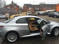 Alpha Romeo for parts £600