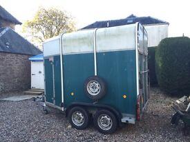 Ifor Williams Horsebox 505