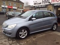 MERCEDES BENZ B CLASS 93000 MILES 12 MONTHS MOT FULL SERVICE LADY OWNER DIESEL