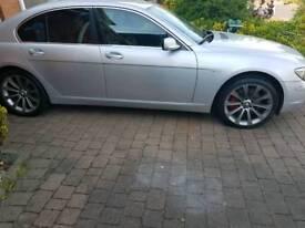 BMW 730d SE automatic diesel