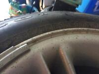 4 studded tires for sale