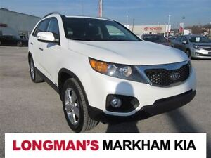 2012 Kia Sorento EX Luxury V6 Navigation AWD