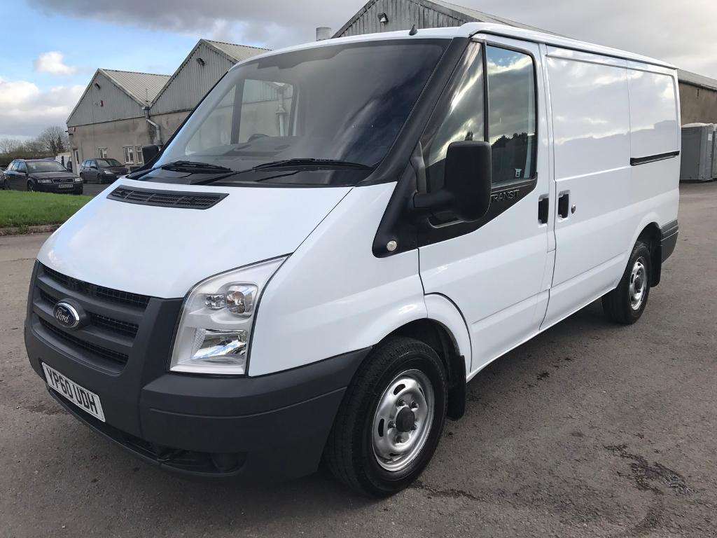 2010 60 REG FORD TRANSIT T260 85PS NO VAT