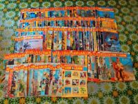 200 Look and Learn magazines from 1962-3 and 1971-3