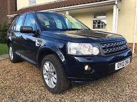 Bargain best value Freelander 2 HSE in the country