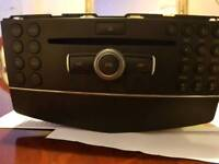 Mercedes benz stereo 2007-2010