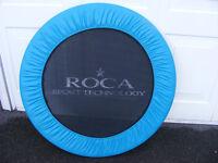Roca mini trampoline ( asnew used only twice )