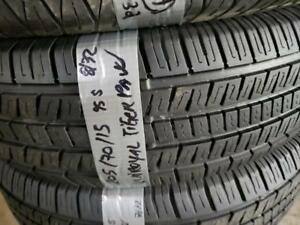 1 summer tire Tiger paw 205/70r15