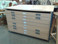 Plan drawers