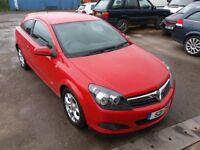 2006 Vauxhall Astra 1.4 i 16v SXi 3dr RED NEW MOT-26/04/2019 ***JUST SERVICED***