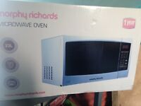 Morphy Richards microwave,grill and convection oven combination