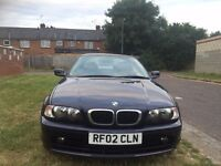 BMW 3 Series 2.0 318Ci SE +Full Cream Leather With Heated Seats+Sun Roof+Full Service History+3 Keys