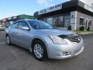 2012 Nissan Altima 2,5 S Automatic A/C