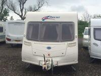 Bailey Pagent Bretagne 6 Berth Caravan