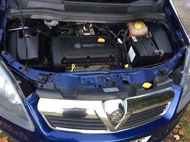 Vauxhall Zafira 1.6 drives like new