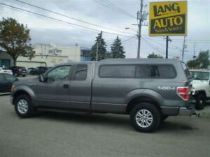 2011 Ford F-150 XLT 4X4 SUPERCAB! ONLY 67000 KMS!