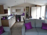 Brand New Luxery Sited Static Caravan Devon Pet Friendly Park