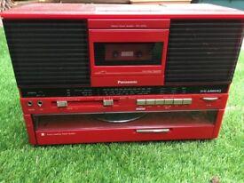 Panasonic SGJ555L RED