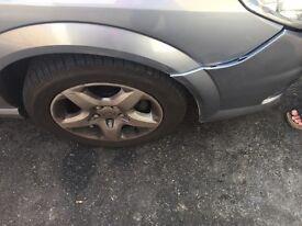 Vauxhall vectra lpg