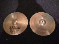 Sabian, Zyn, Premier, Le Blond. Drums, Cymbals, Cases