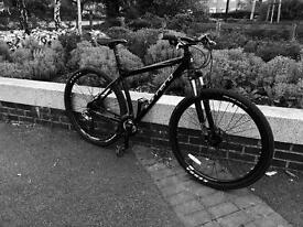 Carrera Kraken Limited edition 2017 mountain bike NOT voodoo boardman downhill bmx