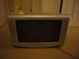 Free Sony Television, great picture/sound but old cathode tube type so it's massively deep and heavy