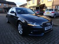 AUDI A4 2.0 TDI 2008 SALOON NEW SHAPE FULL SERVICE HISTORY