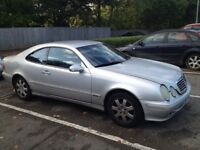 Mercedes CLK 200 - 6 MONTHS MOT – Available to View Anytime Tuesday